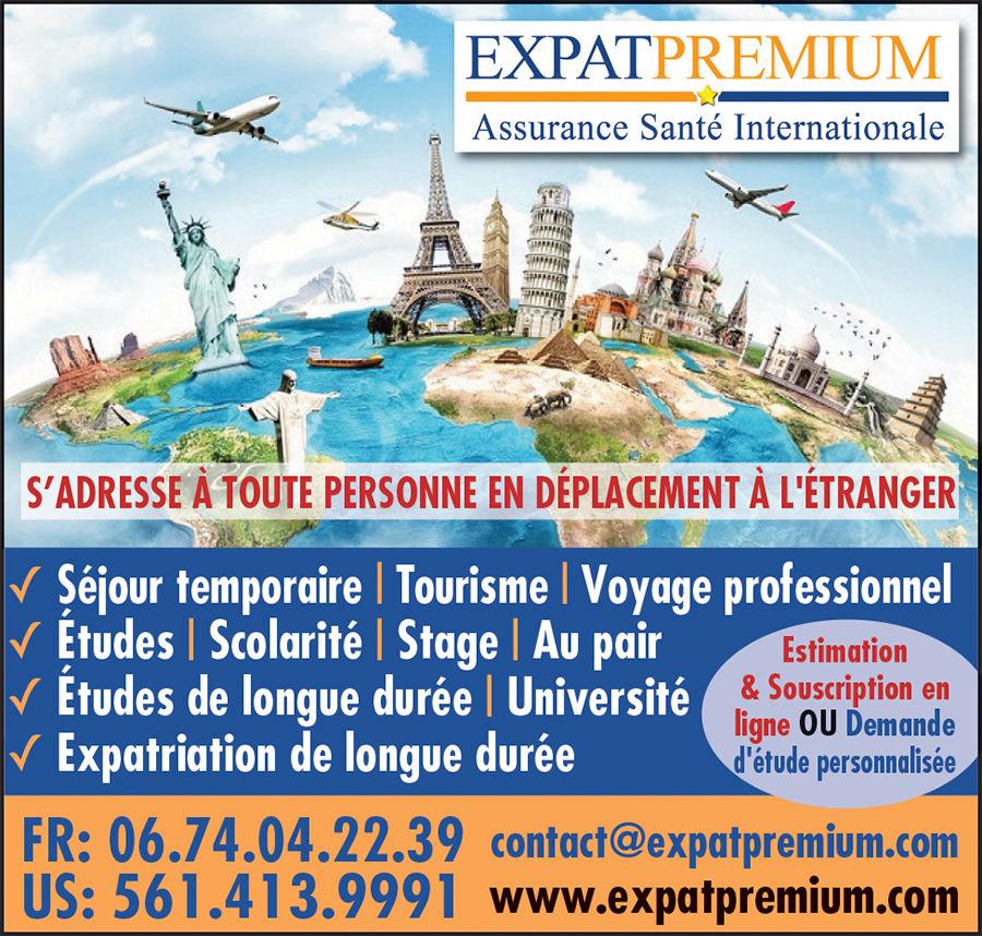 Expat Premium Assurances / Michel Pensec