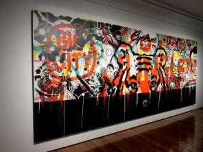 Exposition d'art contemporain au Cornell Museum de Delray Beach