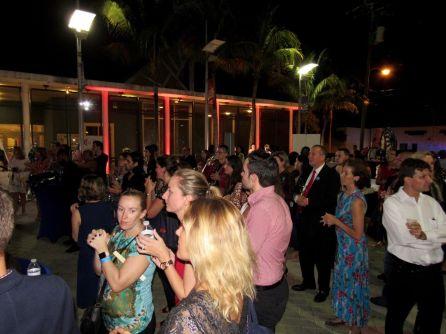 Soirée d'ouverture des French Weeks 2018 à Miami