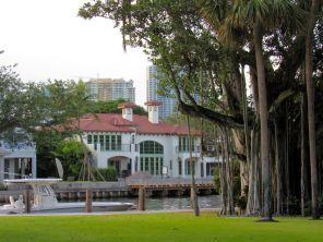 Le quartier de Rio Vista à Fort Lauderdale