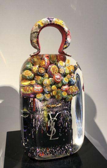 Sculpture de F. Allard - Galerie Bartoux - Context / Art Miami 2018