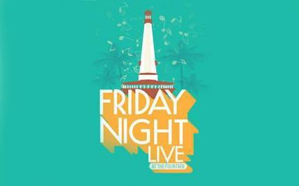 friday night live miami beach normandy fountain