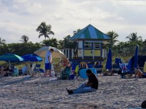 Plage de Delray Beach