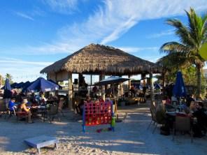 SandBar, le tiki bar d'Englewood Beach