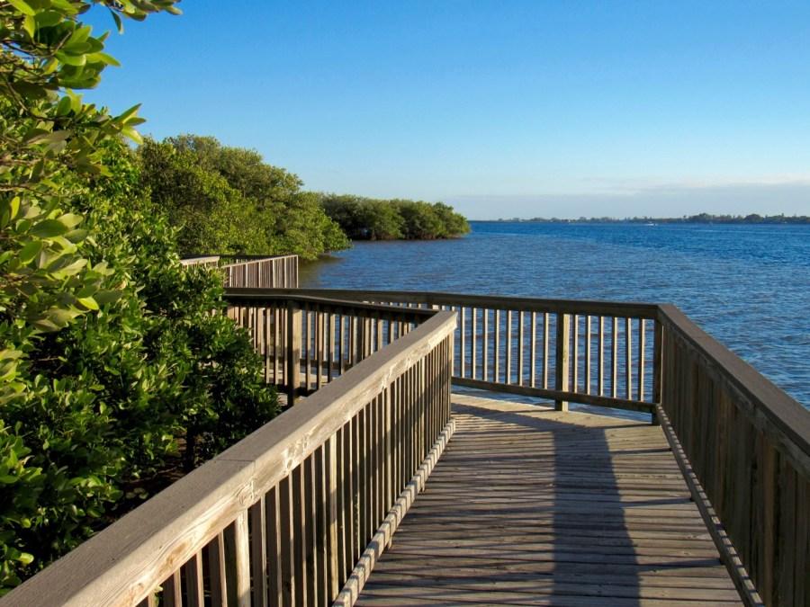 Le Lemon Bay Park à Englewood en Floride