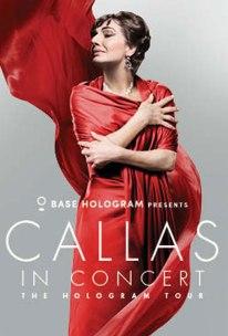Maria Callas en concert à West Palm Beach