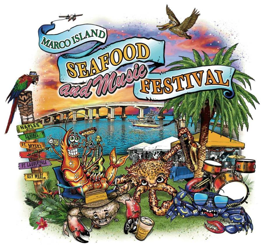 Marco Island Seafood and Music Festival