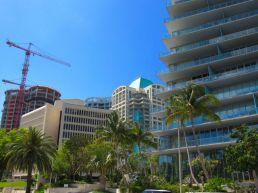 Le quartier de Coconut Grove à Miami