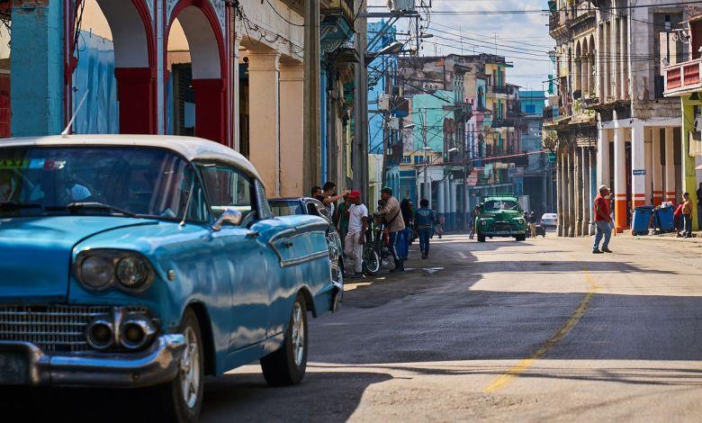 La Havane, à Cuba