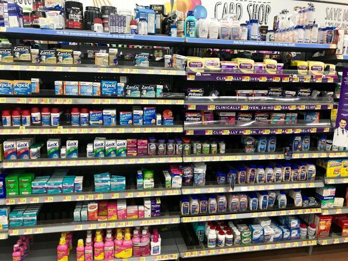 USA : Les médicaments aux Etats-Unis