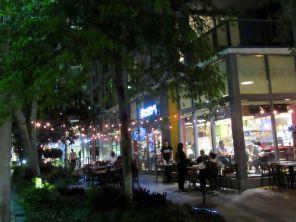 Le quartier de Brickell à Miami