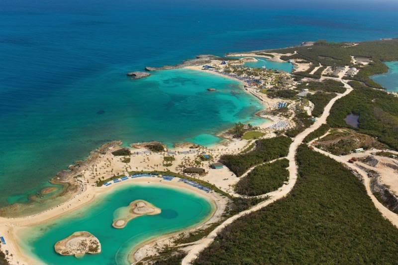 Great Stirrup Cay : Norwegian Cruise Line