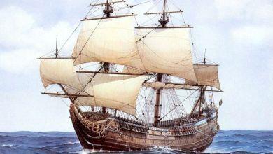 Photo of Sir John Hawkins (suite de notre roman historique « Terre d'Espérance » sur l'arrivée des Français en Floride)