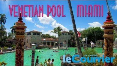 Photo of Vidéo : Découvrez la piscine vénitienne de Coral Gables (Miami)