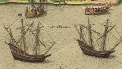 Photo of Ribault arrive!  (suite de notre roman historique «Terre d'Espérance» sur l'arrivée des Français en Floride)