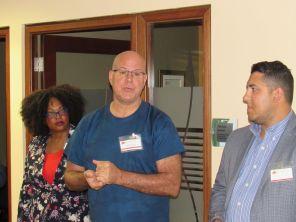 Patrice Boily (Lune Rouge) durant la 14e mission commerciale de la Chambre Canada-Floride