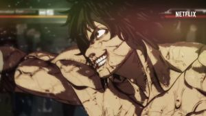 Série Kengan Ashura (Saison 1) sur Netflix