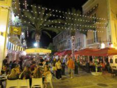 Espanola Way à South Beach / Miami Beach