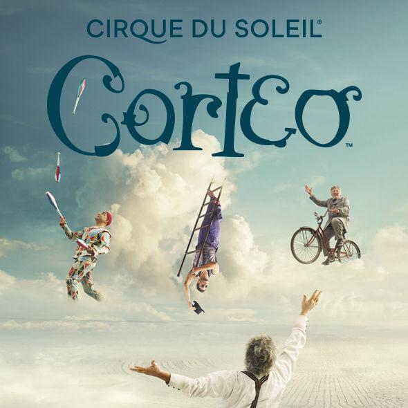 Corteo par le Cirque Du Soleil à Miami