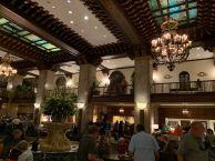 Hôtel Peabody de Memphis.