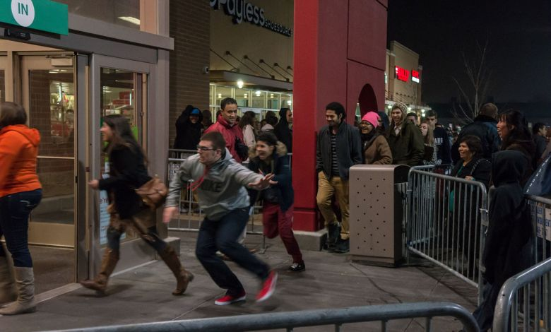Black Friday aux Etats-Unis