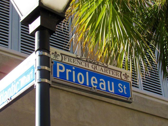 Quartier Français de Charleston