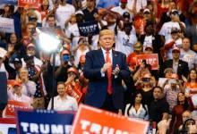 Photo of Donald Trump fait sensation lors de sa réunion publique en Floride