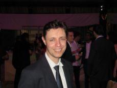 Benoît Duverneuil, président du Centre de la Francophonie de la Floride et des Caraïbes.