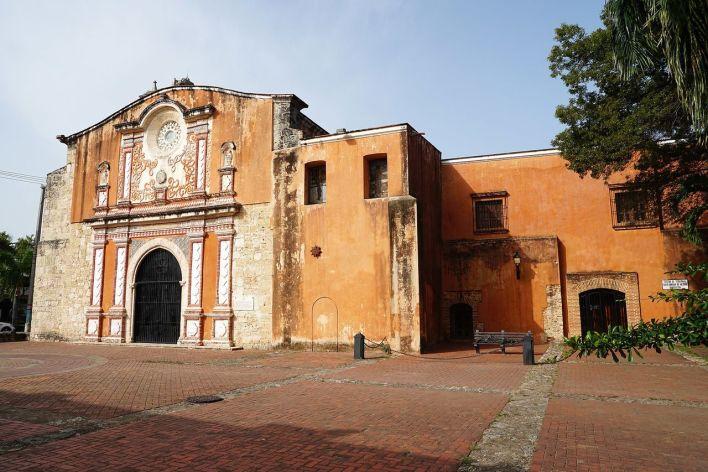 L'Université Santo Tomás de Aquino et le couvent dominicain.
