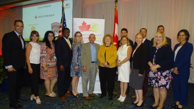 Photo of La Chambre de Commerce Canada-Floride a fêté ses 10 ans : nos photos !