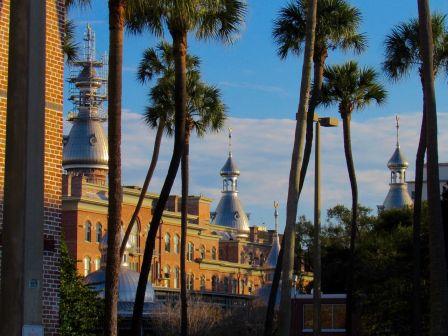 Le Plant Hall de l'University of Tampa