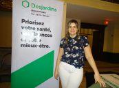 Desjardiins Assurances (Chantale Normand-Rancourt, Portes Ouvertes Desjardins Bank