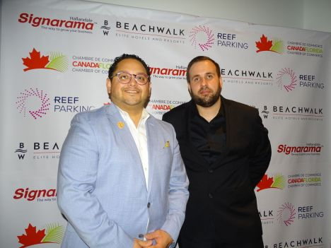 Cocktail Networking - Chambre de Commerce Canada-Floride