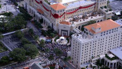 Photo of Bienvenue à Scientologie-Ville ! Comment l'organisation s'est discrètement achetée son propre «Vatican» dans un centre ville de Floride