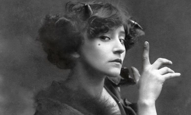 L'écrivain Colette