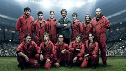 Money Heist / La Casa De Papel (saison 4)