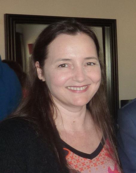 Valérie Robin, directrice de Cinebook