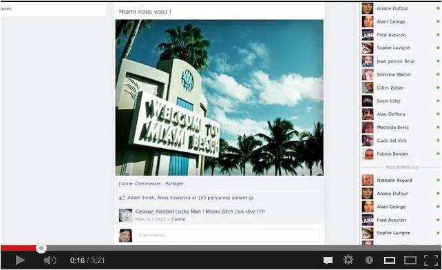 Pub SFR Miami Beach Floride