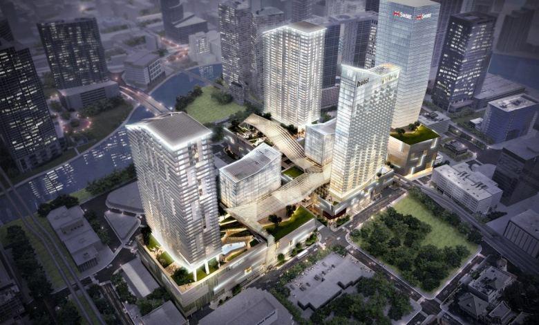 projet Brickell CityCentre