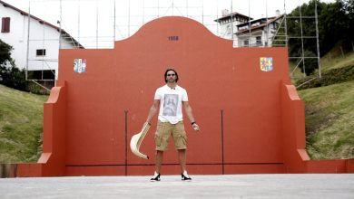 Photo of Evénement : le champion de pelote basque Eric Irastorza quitte Miami