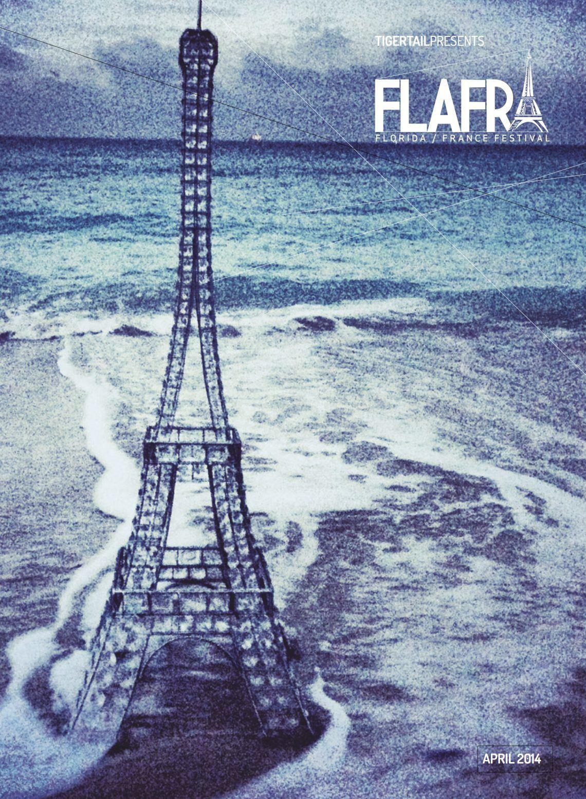 FLORIDA / FRANCE festival FLAFRA durant le mois d'avril à MIAMI   Floride