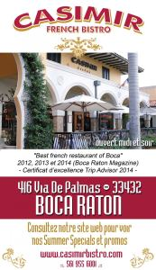 restaurants français à Miami