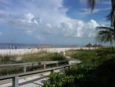 La plage de Lowdermilk Park (© Naples Marco Island Everglades CVB)