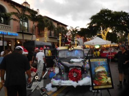 Christmas on Las Olas (Fort Lauderdale)