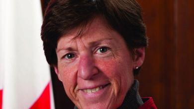 Louise Léger, consule générale du Canada à Miami.