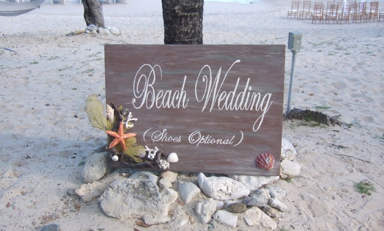 se marier en Floride
