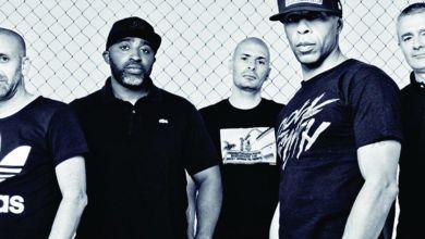 groupe de rap en tournée aux USA