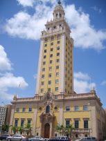 Freedom Tower de Miami Floride