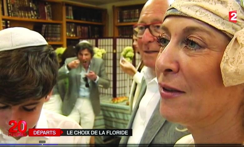 arrivée des Juifs en Floride