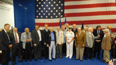 Photo of Neuf anciens combattants seront décorés par la France le 11 novembreà Miami